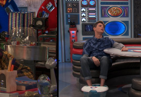 Henry Danger (T5) - Ep.17 A tope con los topos