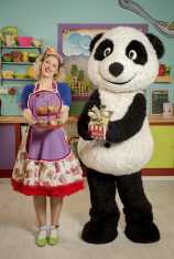 Panda Kitchen con Julia Macaroni