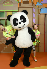 Panda y la ciudad de cartón