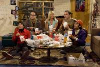 Big Bang. T2.  Episodio 4: La equivalencia del grifo