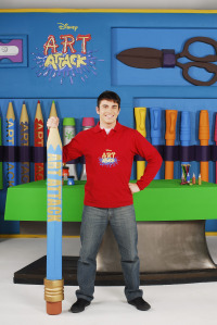 Art Attack. T2.  Episodio 7: Bowling