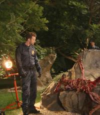 Bones. T9.  Episodio 3: El carnicero en el coche