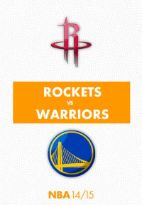 NBA. T14/15. Houston Rockets - Golden State Warriors (3º Final Conferencia)
