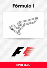 Mundial de Fórmula 1. T2015. GP de EEUU: Carrera