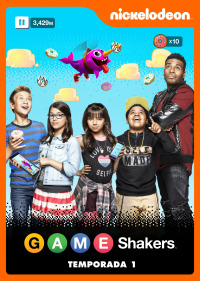 Game Shakers. T1.  Episodio 7: Trip roba el Jet