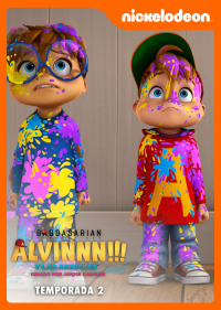 ¡¡¡Alvinnn!!! y las Ardillas. T2.  Episodio 15: Superchicas / Repetidor