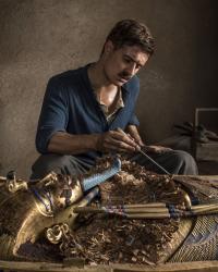 Tutankamón. T1. Episodio 4