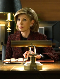 The Good Fight. T1.  Episodio 3: La lista schtup