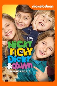 Nicky, Ricky, Dicky y Dawn. T2. Nicky, Ricky, Dicky y Dawn