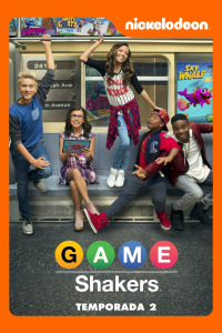 Game Shakers. T2.  Episodio 3: Boda con ducha aciaga