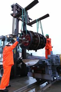 Ingeniería contra el desastre. T1.  Episodio 1: El gigantesco puerto de Rotterdam