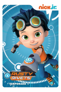 Rusty Rivets. T1.  Episodio 15: Rusty aprende a patinar / La aventura de Rusty en el bosque