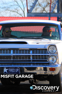 Misfit Garage. T2. Episodio 1