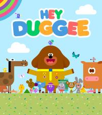 Hey Duggee. T2.  Episodio 46: Duggee y la insignia de los juegos