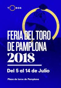 Feria de San Fermín. T2018. Feria de San Fermín