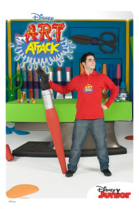 Art Attack. T2.  Episodio 13: Animales colgando