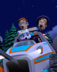 La Patrulla Canina. T4.  Episodio 17: La Patrulla salva una roca espacial / La Patrulla salva a la alcadesa Buena