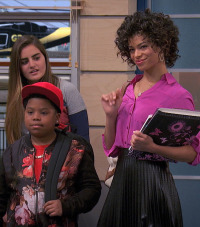 Game Shakers. T1.  Episodio 12: Colados en la fiesta