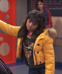 Game Shakers. T1.  Episodio 14: Cabras inmundas
