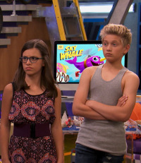 Game Shakers. T2.  Episodio 2: Bunger Games