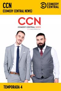 CCN (Comedy Central News). T4.  Episodio 9: Últimatum a la Tierra