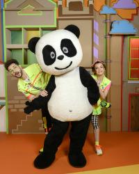 Panda Y La Ciudad De Cartón Temporada 1 Episodio 11 Movistar