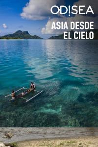 Asia desde el cielo. T1.  Episodio 4: Indonesia