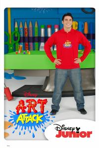 Art Attack. T3.  Episodio 3: Canasta De Baloncesto Especial Deportes