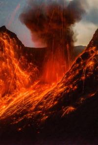 Odisea volcánica. T2.  Episodio 4: Gigantes inquietos