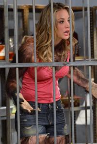 Big Bang. T7.  Episodio 23: La disolución del gorila
