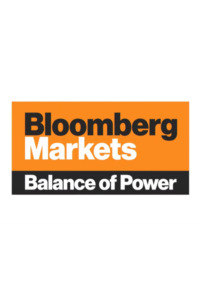 Bloomberg Markets: Balance of Power. Bloomberg Markets: Balance of Power