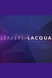 Leaders with Lacqua. Leaders with Lacqua