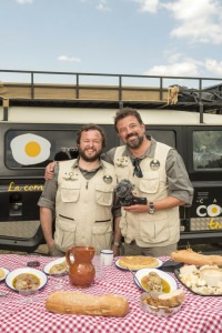 Canal Cocina en Ruta. T1.  Episodio 9: La Mancha