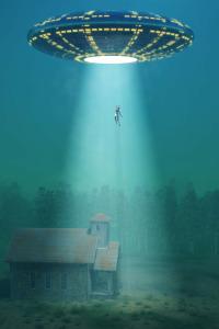 ¿Extraterrestres?. T1.  Episodio 2: Materia reservada