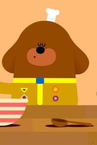 Hey Duggee. T1.  Episodio 13: Duggee y la insignia de la tortilla