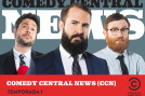 Comedy Central News (CCN): Top Top Top
