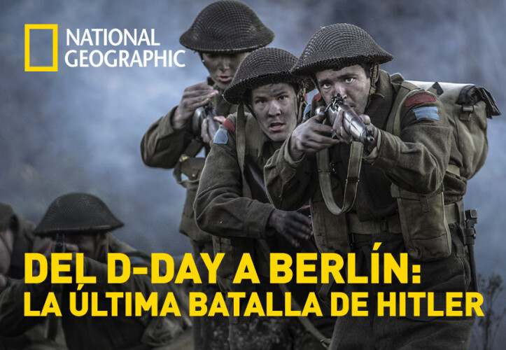 Del día D a Berlín: La última batalla de Hitler 1x03 Espa&ntildeol Disponible