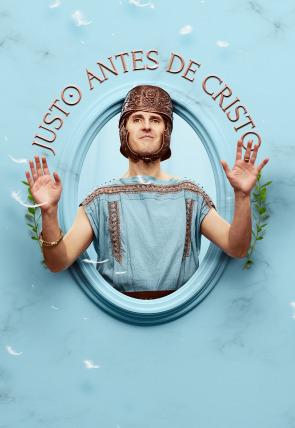 Pieza de entrevista con los actores Justo antes de Cristo