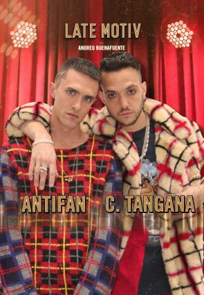 C.Tangana y Antifan