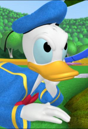 Donald y las habichuelas mágicas