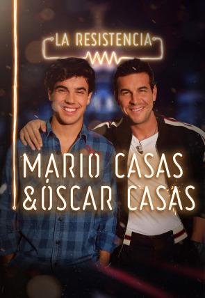 Mario y Óscar Casas