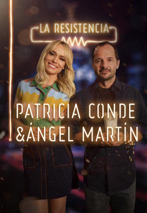 Angel Martín y Patricia Conde - Entrevista - 17.06.19