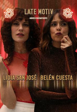 Belén Cuesta y Lidia San José