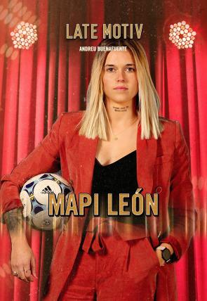 Mapi León. Presenta Miguel Maldonado
