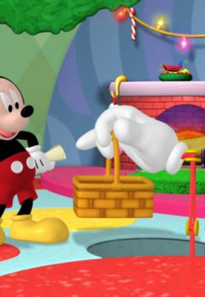 Mickey salva a Santa Claus