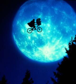 E.T., el extraterrestre