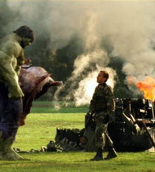 El increíble Hulk