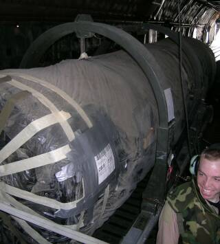Episodio 22: Transporte de la Fuerza Aérea