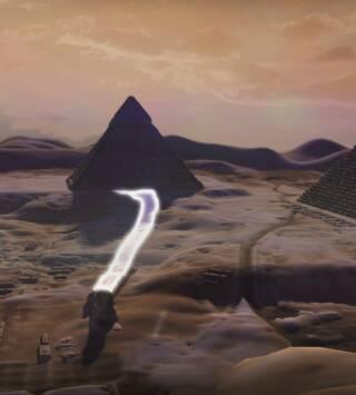 Episodio 2: Pirámides