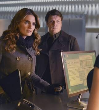Episodio 11: Castle, investigador privado